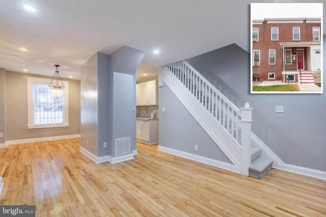 3407 Elmora Avenue, BALTIMORE, MD 21213 (#MDBA488430) :: Keller Williams Pat Hiban Real Estate Group