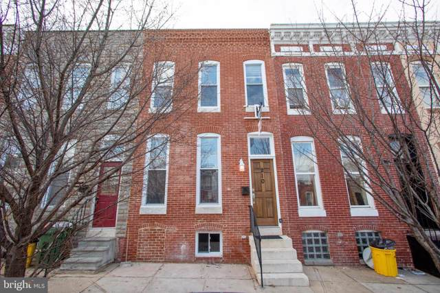 210 N Collington Avenue, BALTIMORE, MD 21231 (#MDBA488438) :: Great Falls Great Homes