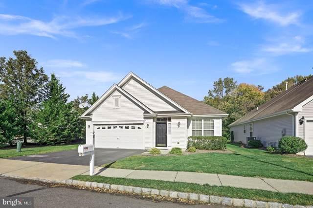 61 Honeyflower Drive, BORDENTOWN, NJ 08620 (#NJBL359674) :: John Smith Real Estate Group