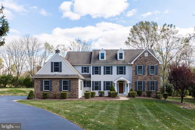 1658 E Boot Road, WEST CHESTER, PA 19380 (#PACT491898) :: ExecuHome Realty