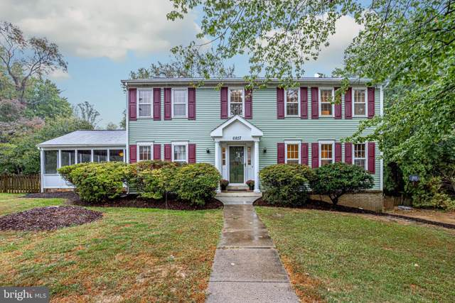 6857 Grande Lane, FALLS CHURCH, VA 22043 (#VAFX1095516) :: AJ Team Realty