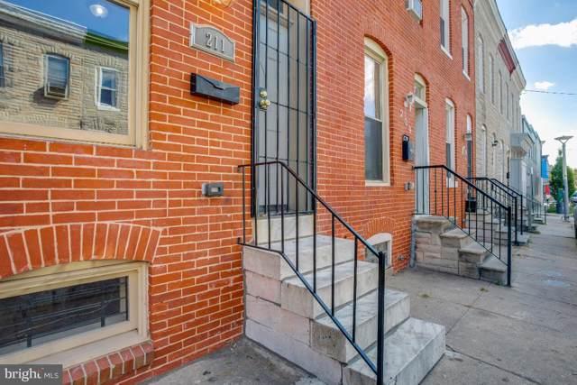 211 N Rose Street, BALTIMORE, MD 21224 (#MDBA488460) :: Blackwell Real Estate