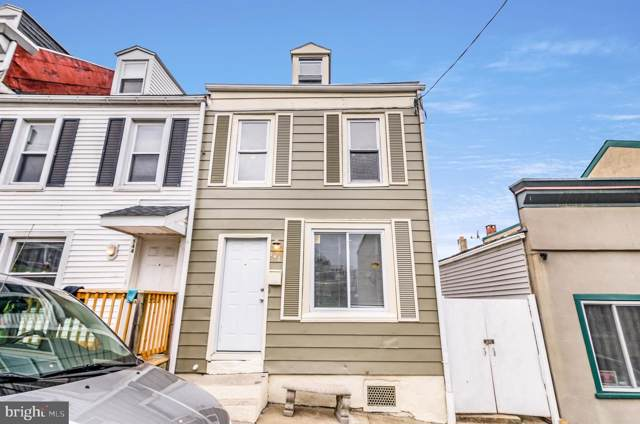542 S 16TH 1/2ND Street, READING, PA 19606 (#PABK349558) :: John Smith Real Estate Group