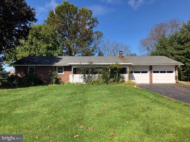 8497 Allentown Pike, BLANDON, PA 19510 (#PABK349562) :: Berkshire Hathaway Homesale Realty
