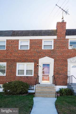4745 Chatford Avenue, BALTIMORE, MD 21206 (#MDBA488470) :: Arlington Realty, Inc.