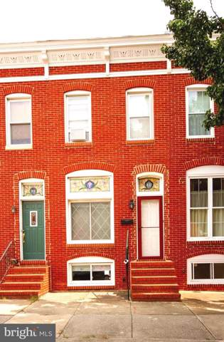 821 S Kenwood Avenue, BALTIMORE, MD 21224 (#MDBA488472) :: Arlington Realty, Inc.