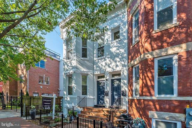 1604 5TH Street NW, WASHINGTON, DC 20001 (#DCDC446998) :: Erik Hoferer & Associates