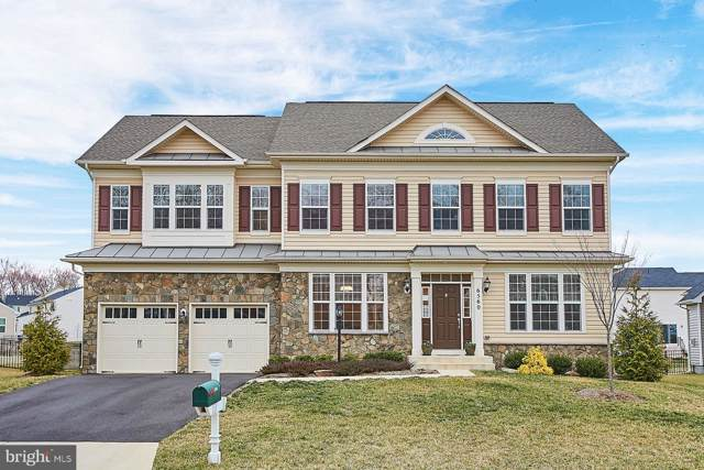 6560 Wellspring Court, WARRENTON, VA 20187 (#VAFQ162786) :: Network Realty Group