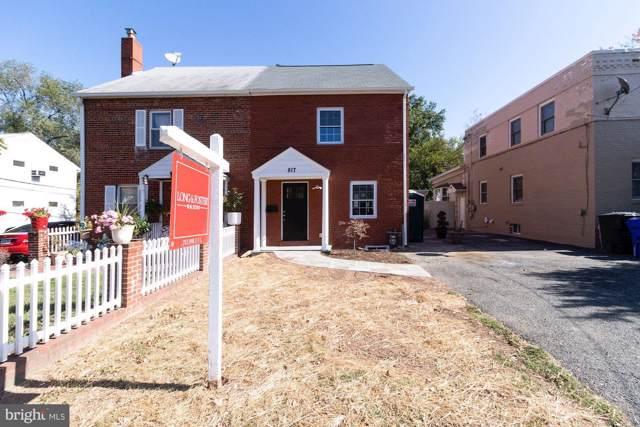 817 S Glebe Road, ARLINGTON, VA 22204 (#VAAR155952) :: Arlington Realty, Inc.