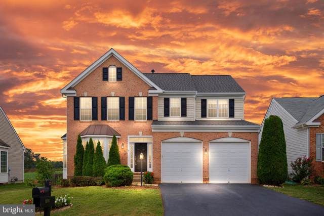 1496 Chesterfield Road, LOCUST GROVE, VA 22508 (#VAOR135304) :: Eng Garcia Grant & Co.
