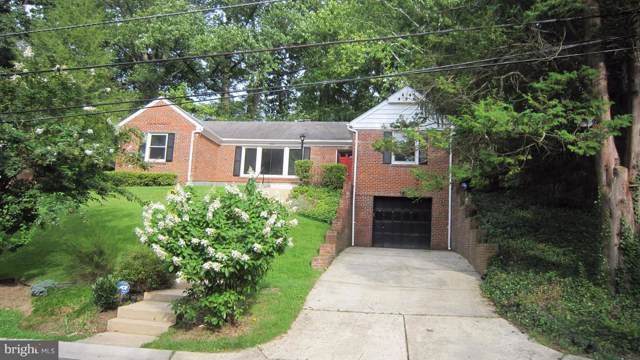 7309 Pinehurst Parkway, CHEVY CHASE, MD 20815 (#MDMC684128) :: The Daniel Register Group