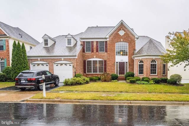 43228 Valiant Drive, CHANTILLY, VA 20152 (#VALO397172) :: Peter Knapp Realty Group