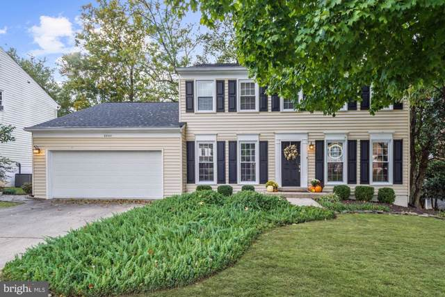 6843 Silver Ann Drive, LORTON, VA 22079 (#VAFX1095584) :: Debbie Dogrul Associates - Long and Foster Real Estate