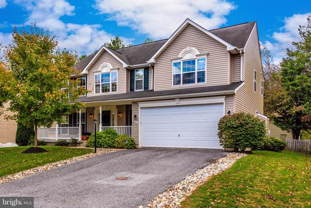 10303 Iliamna Court, NEW MARKET, MD 21774 (#MDFR255302) :: Charis Realty Group