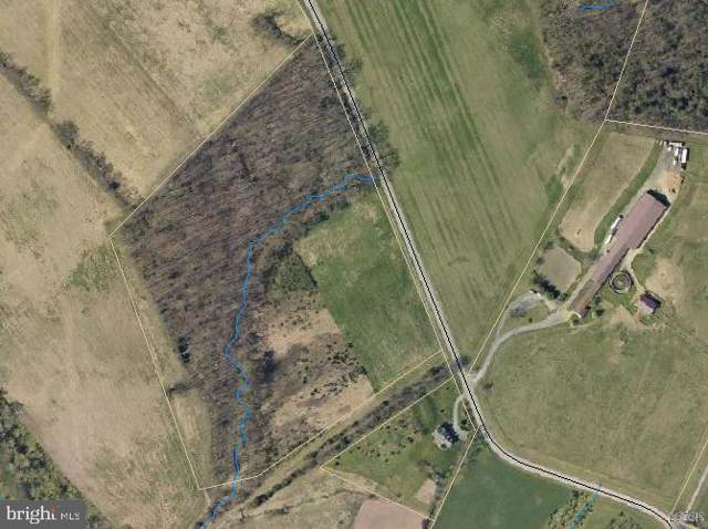 0 Ws Crooked Road, ANNVILLE, PA 17003 (#PALN109434) :: Berkshire Hathaway Homesale Realty