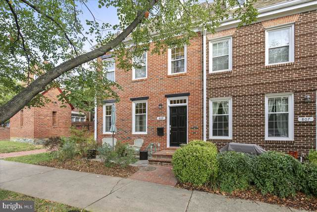 809 Franklin Street, ALEXANDRIA, VA 22314 (#VAAX240814) :: Great Falls Great Homes