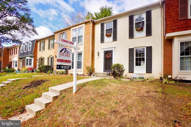 9219 Frostburg Way, GAITHERSBURG, MD 20886 (#MDMC684186) :: Bruce & Tanya and Associates