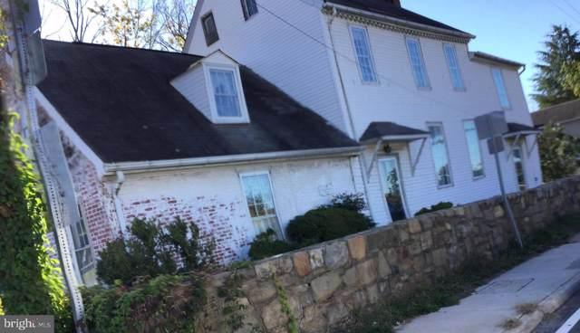 100 Carter Street, FREDERICKSBURG, VA 22405 (#VAST216020) :: Tom & Cindy and Associates