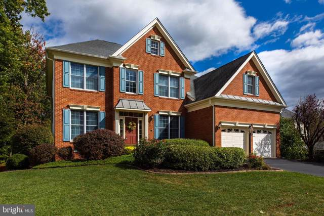 15734 Ryder Cup Drive, HAYMARKET, VA 20169 (#VAPW481306) :: Network Realty Group