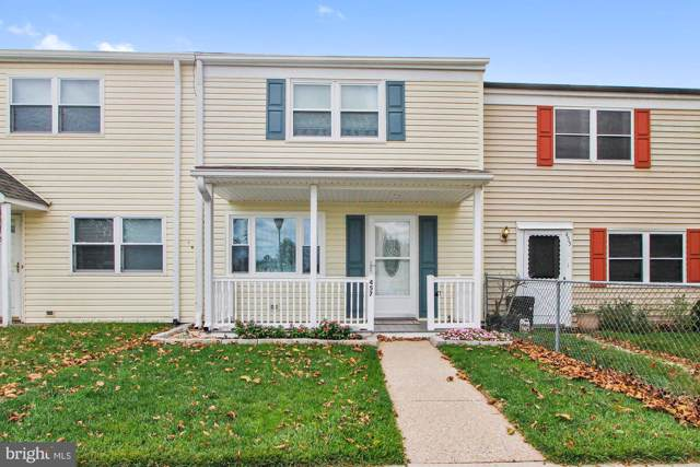 457 Berry Court, TANEYTOWN, MD 21787 (#MDCR192656) :: RE/MAX Plus