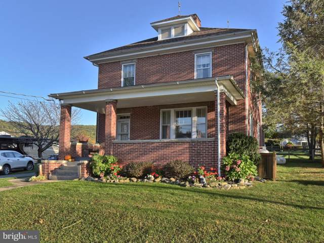 62 E Water Street, SMITHSBURG, MD 21783 (#MDWA168688) :: The Gus Anthony Team