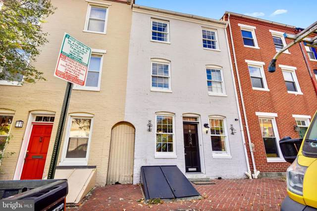 734 S Charles Street, BALTIMORE, MD 21230 (#MDBA488584) :: The Miller Team