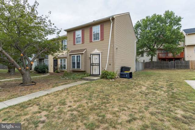 5741 S Hil Mar Circle, DISTRICT HEIGHTS, MD 20747 (#MDPG548020) :: The Vashist Group