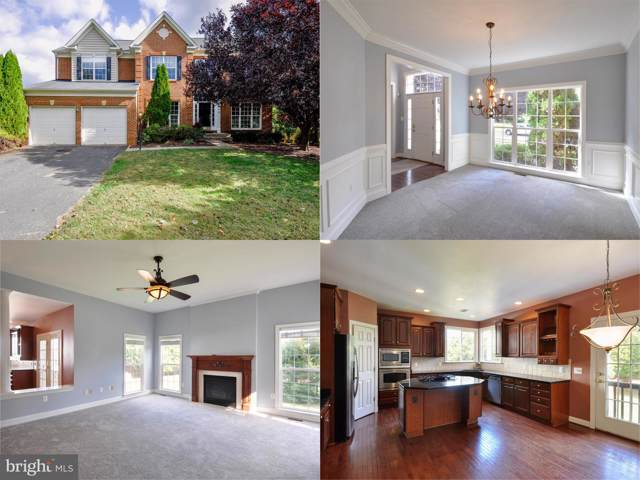 615 Galina Way, WARRENTON, VA 20186 (#VAFQ162798) :: Revol Real Estate