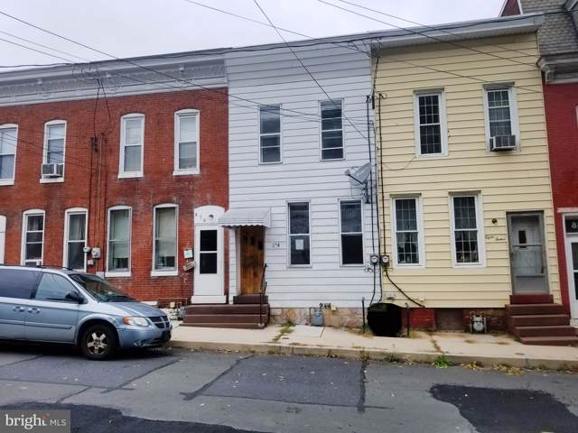 814 W Race Street, POTTSVILLE, PA 17901 (#PASK128348) :: Ramus Realty Group