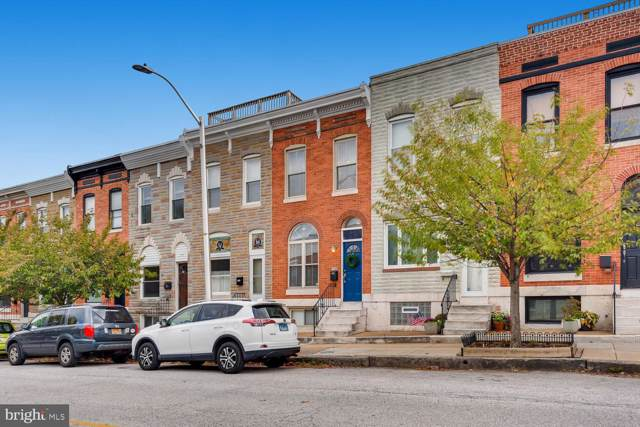 519 S East Avenue, BALTIMORE, MD 21224 (#MDBA488610) :: The Daniel Register Group