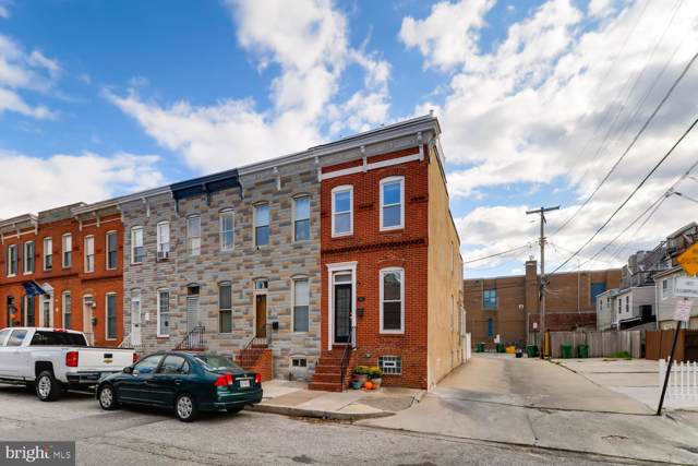 103 E Randall Street, BALTIMORE, MD 21230 (#MDBA488614) :: The Miller Team
