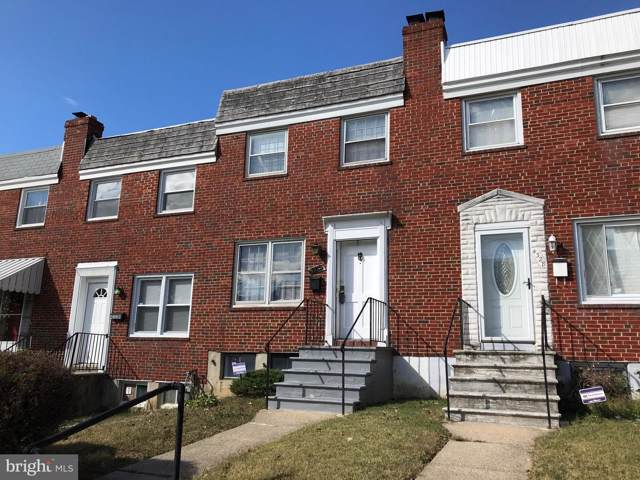 4326 Greenhill Avenue, BALTIMORE, MD 21206 (#MDBA488618) :: AJ Team Realty
