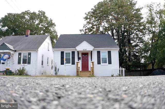 606 Maury Street, FREDERICKSBURG, VA 22401 (#VAFB116010) :: Keller Williams Pat Hiban Real Estate Group