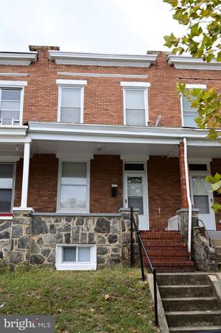 2554 Aisquith Street, BALTIMORE, MD 21218 (#MDBA488646) :: Homes to Heart Group