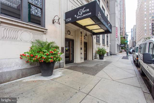 1324 Locust Street #802, PHILADELPHIA, PA 19107 (#PAPH843560) :: Remax Preferred | Scott Kompa Group