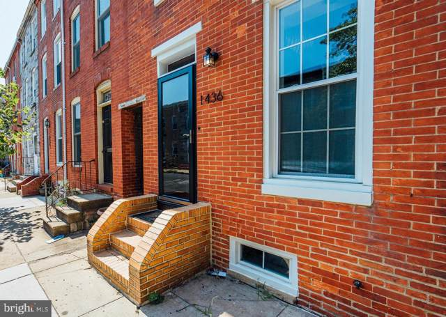 1436 Riverside Avenue, BALTIMORE, MD 21230 (#MDBA488650) :: The Dailey Group
