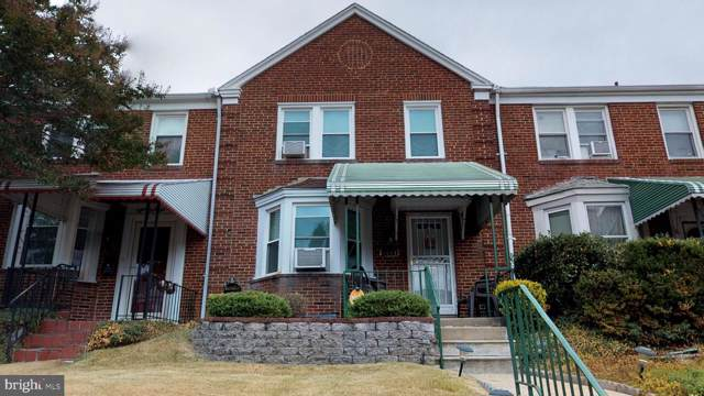 1544 Sheffield Road, BALTIMORE, MD 21218 (#MDBA488666) :: Better Homes and Gardens Real Estate Capital Area