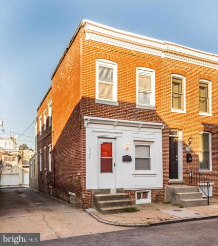 1724 Patapsco Street, BALTIMORE, MD 21230 (#MDBA488674) :: The Miller Team