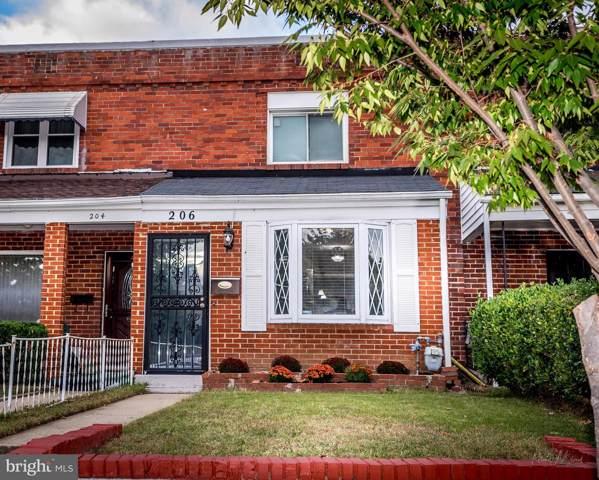 206 33RD Street NE, WASHINGTON, DC 20019 (#DCDC447194) :: HergGroup Horizon