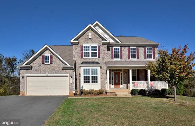 7254 Freemont Hill Court, WARRENTON, VA 20187 (#VAFQ162828) :: The Miller Team