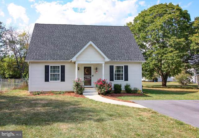 2933 Second Street, WINCHESTER, VA 22601 (#VAWI113394) :: Keller Williams Pat Hiban Real Estate Group