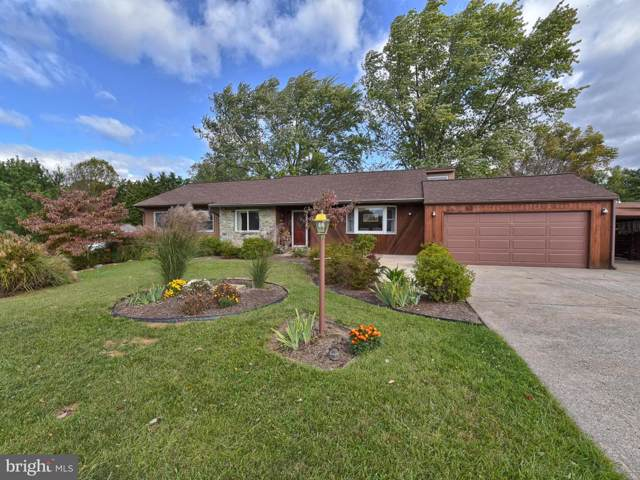 11128 Mountain View Lane, IJAMSVILLE, MD 21754 (#MDFR255430) :: Charis Realty Group