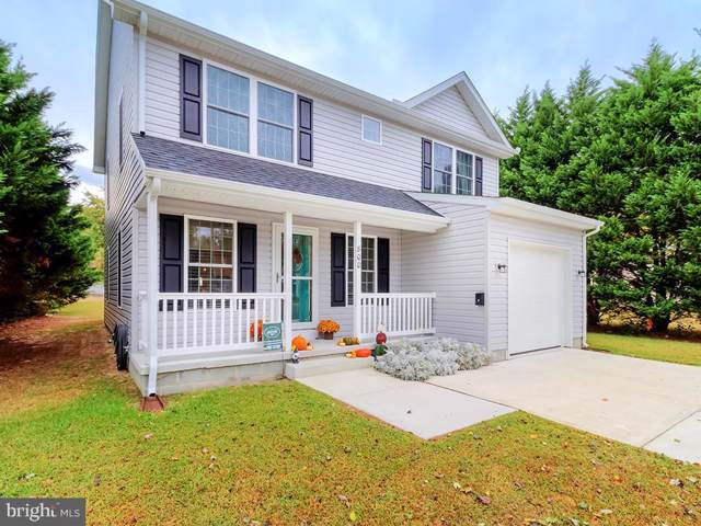 800 SE 5TH Street, MILFORD, DE 19963 (#DESU150250) :: John Smith Real Estate Group