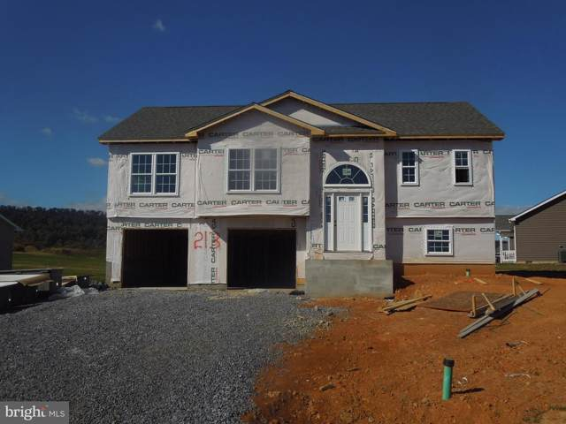 Lot 213 Duckwoods Lane, MARTINSBURG, WV 25403 (#WVBE172286) :: Pearson Smith Realty