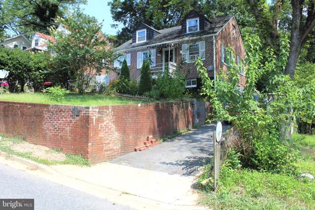 612 Capitol Heights Boulevard, CAPITOL HEIGHTS, MD 20743 (#MDPG548128) :: Bruce & Tanya and Associates