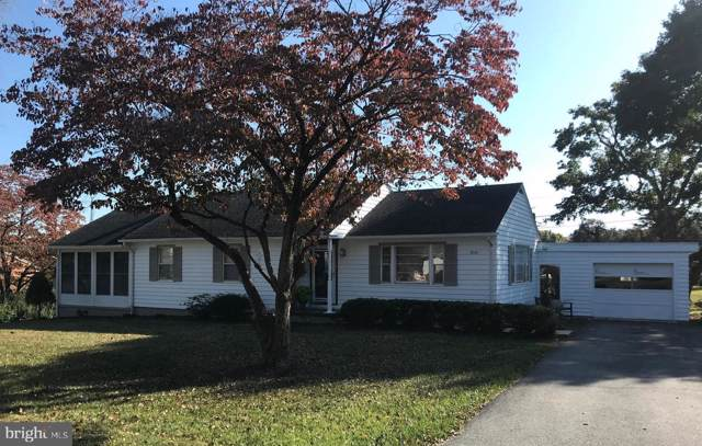 160 Highland Road, CHAMBERSBURG, PA 17202 (#PAFL169226) :: John Smith Real Estate Group