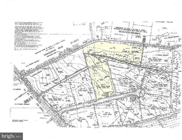 6 Dalin Drive Lots 7 & 12, LINCOLN UNIVERSITY, PA 19352 (#PACT492052) :: John Smith Real Estate Group