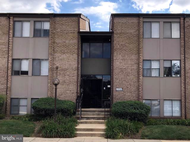 19005 Mills Choice Road #2, MONTGOMERY VILLAGE, MD 20886 (#MDMC684404) :: The Daniel Register Group