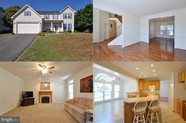 426 Cannon Way, WARRENTON, VA 20186 (#VAFQ162830) :: The Miller Team