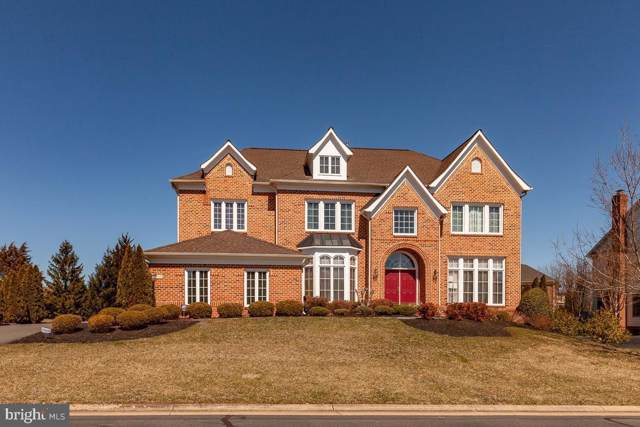 15948 Spyglass Hill Loop, GAINESVILLE, VA 20155 (#VAPW481420) :: The Gus Anthony Team